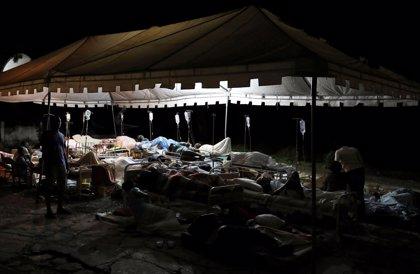 El balance de víctimas por el terremoto en Haití asciende ya a 15 muertos y 300 heridos