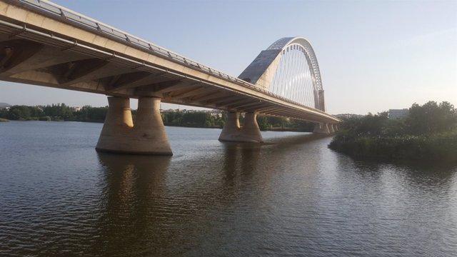 Puente Lusitania de Mérida