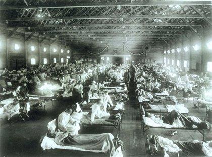 Un estudio extrae lecciones de la pandemia de gripe de 1918, cien años después