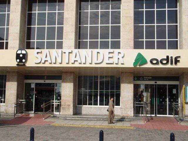 Estación de Santander