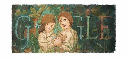 Google recuerda a la pintora colombiana Lucy Tejada