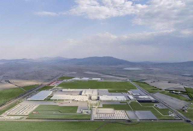 La fábrica de Audi México produce vehículos sin generar aguas residuales