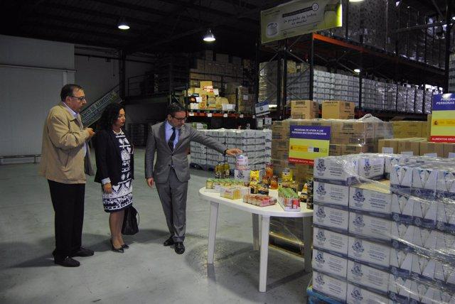 Presentación de la segunda fase del Plan de Ayuda Alimentaria