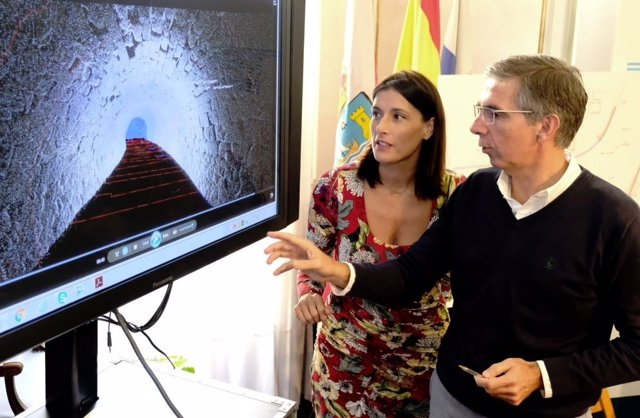 Presentación del proyecto para abrir el túnel de Tetuán al Sardinero
