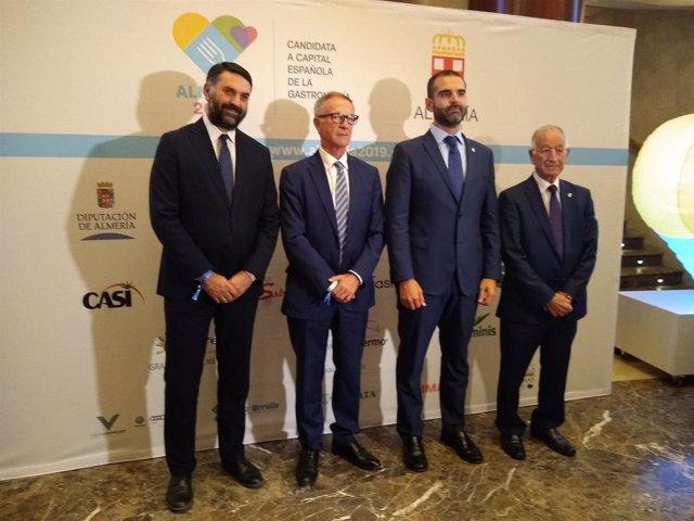 Almería se presenta como candidata a Capital de la Gastronomía