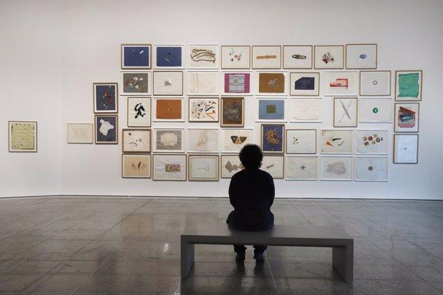 Exposición de Hessie en el MUSAC. 9-10-2018