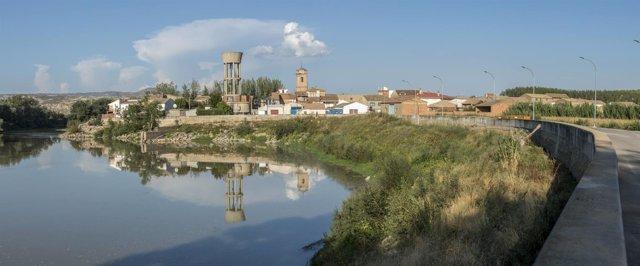 Intervención en Cabañas de Ebro
