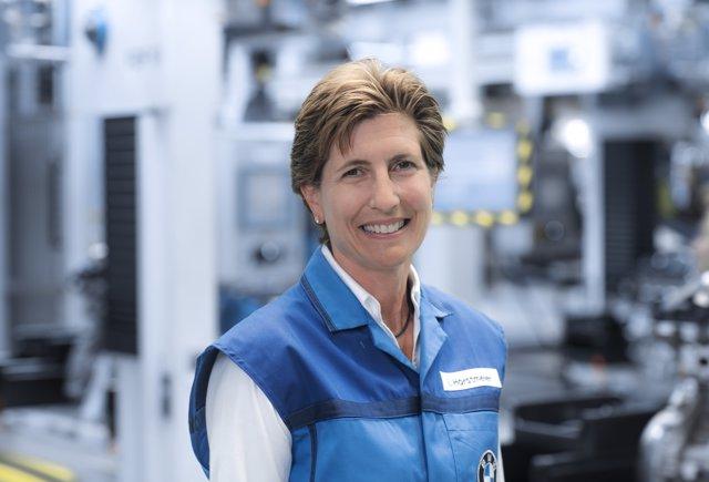 Ilka Horstmeier, nueva directora de la planta de Dingolfing