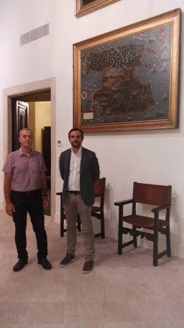 Curso de historia de Mallorca en Can Balaguer