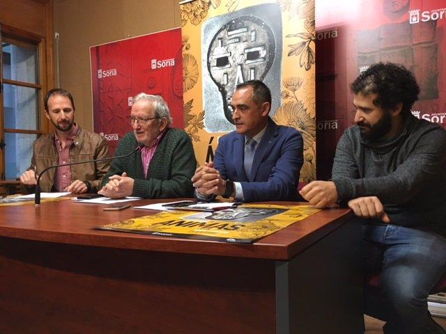 Gonzalo, Bárez, Navas, López 9-10-2018