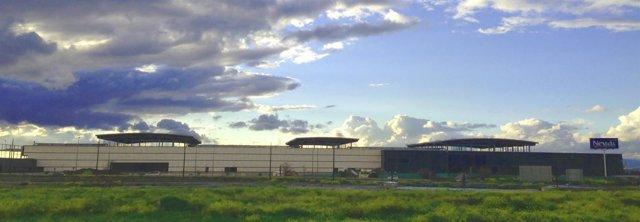 Centro Comercial Nevada, en Armilla