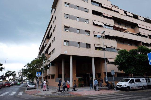 Un hombre y una niña de seis años  fallecidos en Parque Litoral, Málaga
