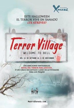 Terror Village abre sus puertas en Madrid Xanadú