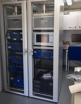 Nuevo laboratorio de despliegue móvil de la RCCAVA. 9-10-18
