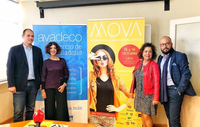 Valladolid.- Presentación de MOVA 9-10-2018