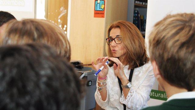 Directora de Comunicación de Ecoembes, Nieves Rey