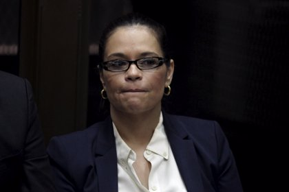 La exvicepresidenta Roxana Baldetti, condenada a 15 años y medio de cárcel en Guatemala