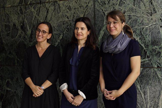 Entrega de la primera beca Lilly Reich por la igualdad en la arquitectura