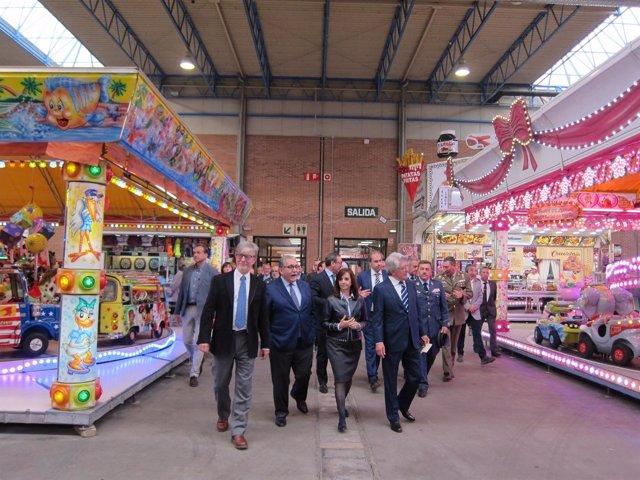 Inauguración De La 78 Feria Genereal De Zaragoza