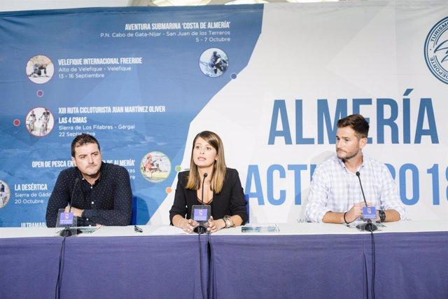 El Open de Pesca en Kayak es la cuarta prueba de 'Almería Activa 2018'.