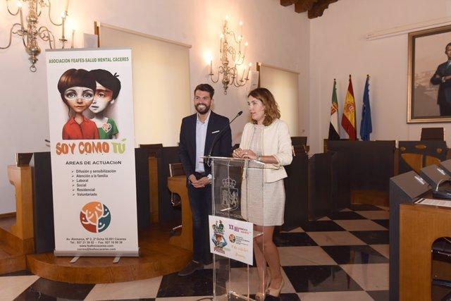 [Grupoextremadura] Nota Acto Salud Mental Feafes Diputación Cáceres