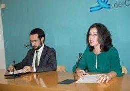 El encargado de la Agencia Provincial de la Energía, Pablo Quero