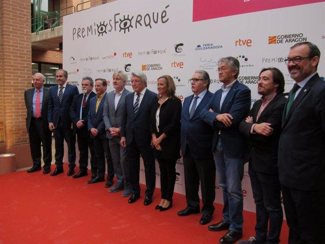 Presentación de los Premios José María Forqué 2019