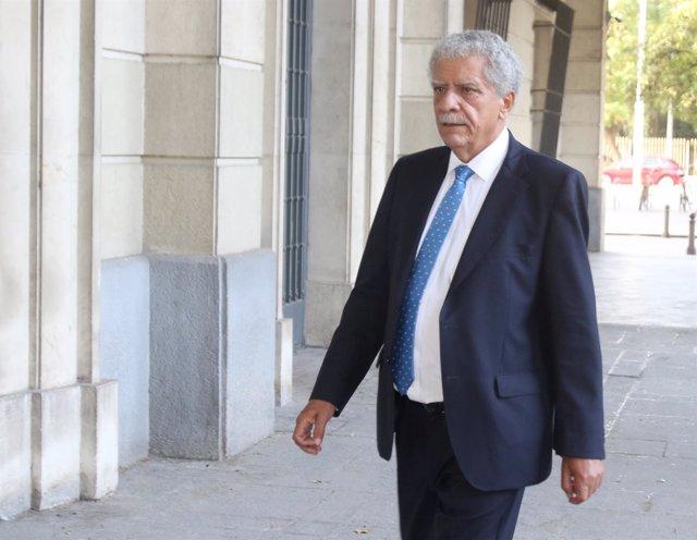 Ángel Turrión, jefe del equipo de peritos de la IGAE