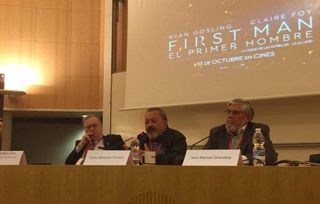 Ingenieros españoles que participaron en Apolo 11 de la NASA