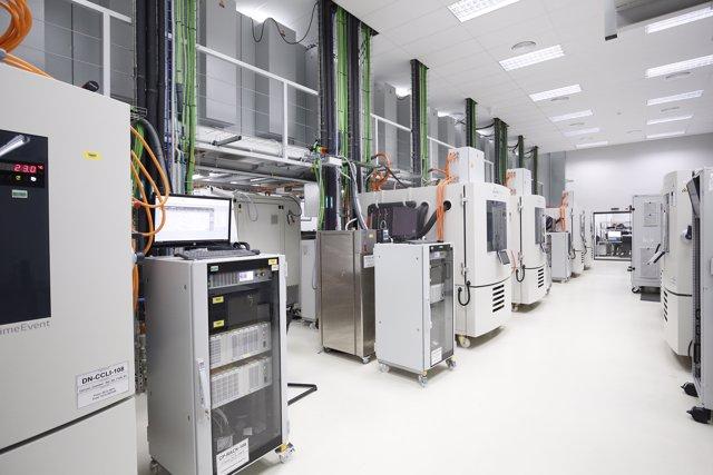 El laboratorio de alto voltaje del hub de e-Mobility de Ficosa
