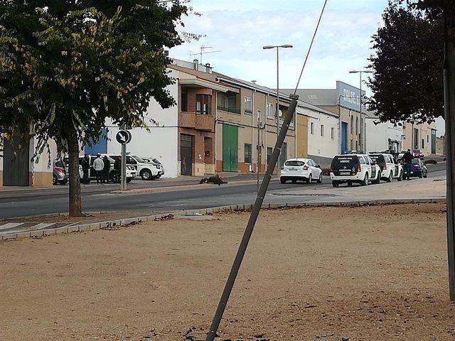 Operación policial en La Roda por explotación laboral