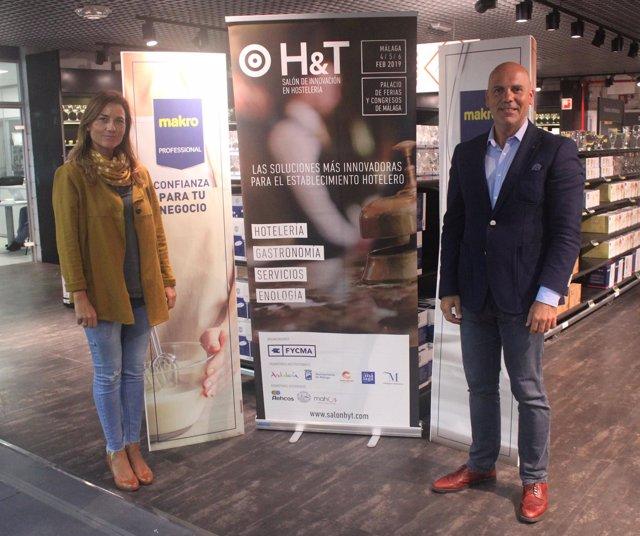 Acuerdo colaboración H&T y Makro