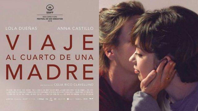 La película 'Viaje al cuarto de una madre', en el Festival de Cine de Londres