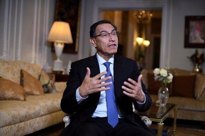 El presidente de Perú convoca para el 9 de diciembre el referéndum sobre las reformas constitucionales