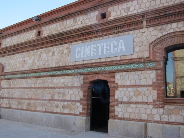 Cineteca Del Matadero De Madrid