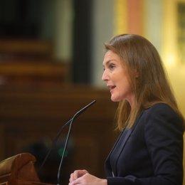 La diputada María Valentina Fernández Ferro