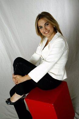 La periodista Lourdes Maldonado