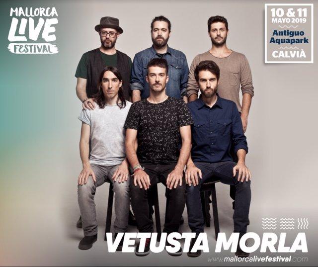 Vetusta Morla en el Mallorca Live