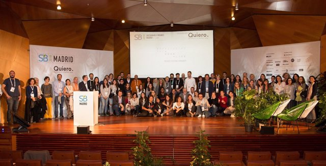 Sustainable Brands Madrid 2018