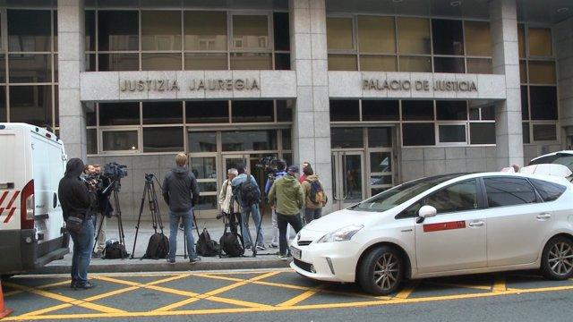 Inicio del juicio por el 'caso Gaztelueta'