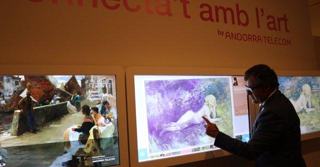 Nueva exposición en el Museo Carmen Thyssen Andorra