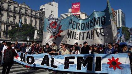 El FMI advierte a Argentina: su economía está en números rojos
