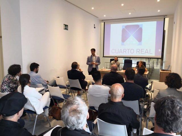 Reunión del Ayuntamiento y el sector de la música sobre el nuevo nomenclator