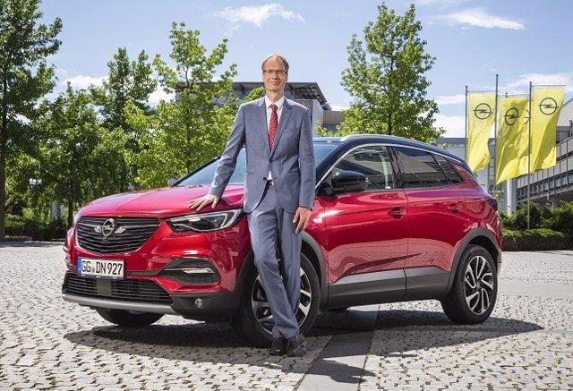 Michael Lohscheller, Consejero Delegado De Opel
