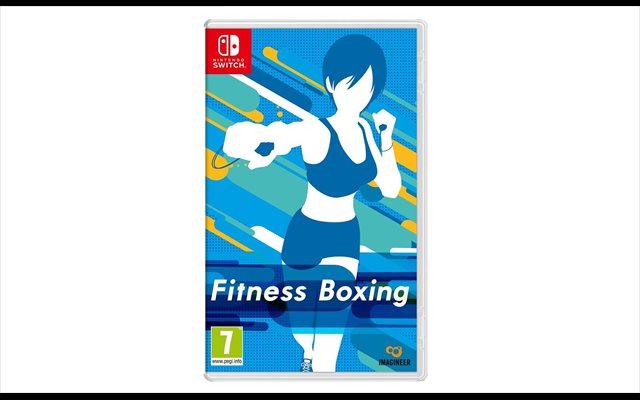 Fitness Boxing, el programa de entrenamiento para ponerse en forma de Nintendo, llegará a Switch el 21 de diciembre
