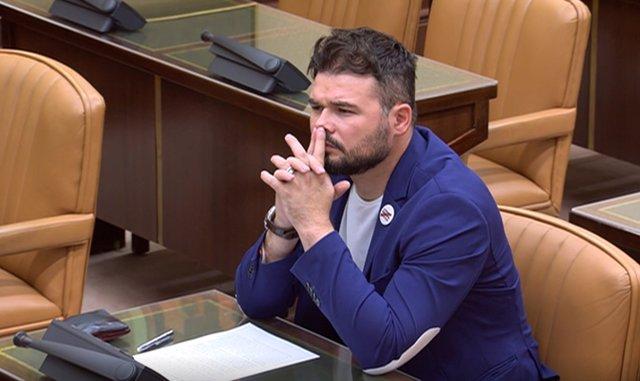 Gabriel Rufián (ERC)