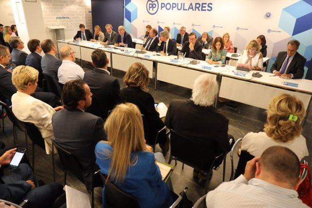 Comité Ejecutivo del PP de Madrid
