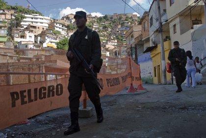 Liberado el hijo de cinco años de un alcalde colombiano secuestrado