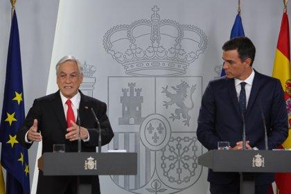 Piñera invita a los Reyes a viajar a Chile por el V Centenario de la vuelta al mundo de Magallanes y Elcano