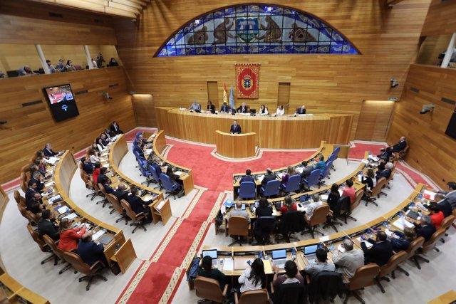 Feijóo, en el Debate sobre el Estado de la Autonomía
